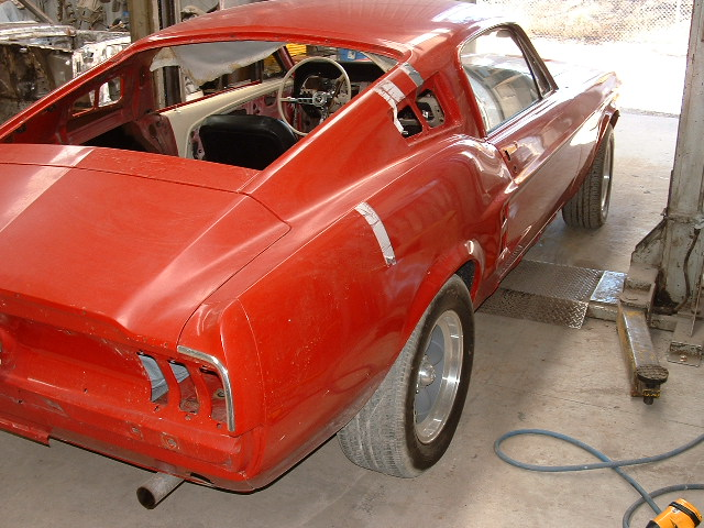 Robberson Ford Bend Or >> My Marti Report – 67mustangblog