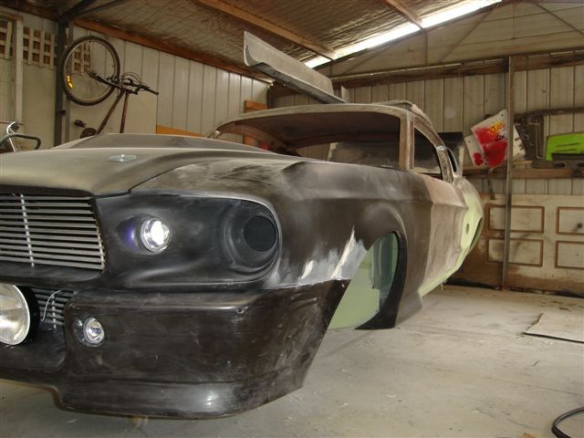modified ford shelby mustang gt500 eleanor 1967 gallery