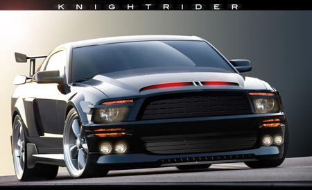 Mustang GT500KR Shelby KITT Knightrider