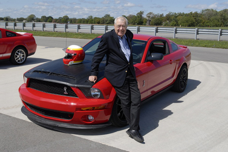 Carroll shelby birthday GT500KR