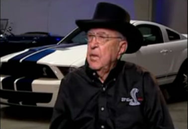 Carroll Shelby CNN Interview Fortune