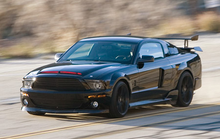 How Does A GT500KR Become KITT? The New Knight Rider