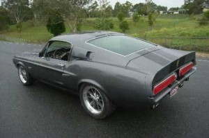 1968 Ford Mustang Eleanor Replica on eBay Australia