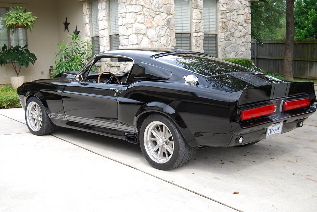 Richard's 1967 Ford Mustang Super Snake Elenaor GT500