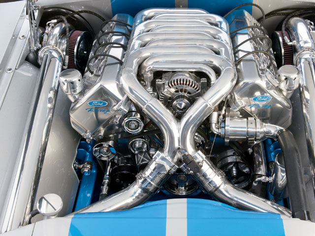 Ford Mustang Eleanor 1967 Engine
