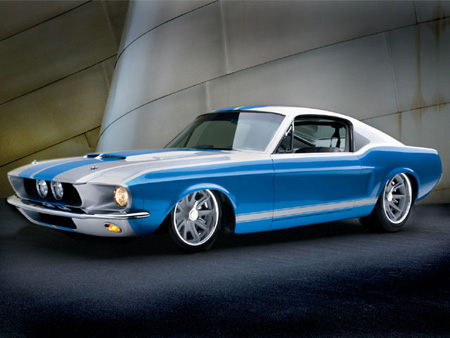 Art Morrison Twin Turbo 1967_ford_mustang_fastback+side_view_cover