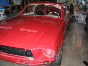 Camerons 1967 Ford Mustang 289 Acode Fastback