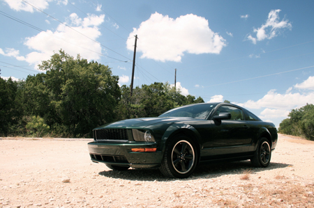 Jalopnik 2008 Ford Mustang Bullitt Review