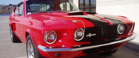 Sammy Hagars 1967 Shelby GT500