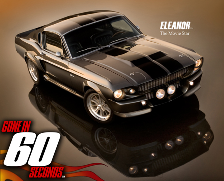 Classic Recreations Eleanor Official 
