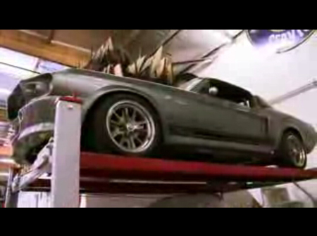 Cinema Vehicle Services CVS Eleanor Movie Car Gone in 60 second behind the scenes