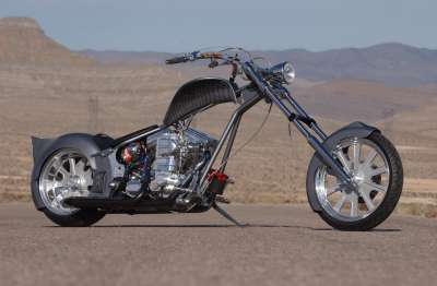 OCC Orange Country Choppers Unique Performance Eleanor Chopper Shelby For Sale