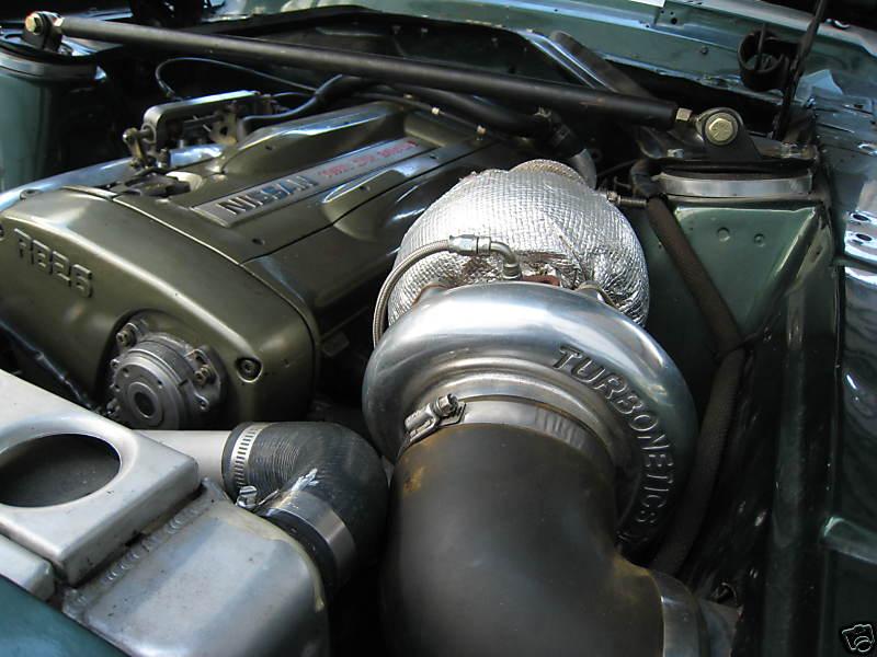 Nissan Hardbody Rb26dett