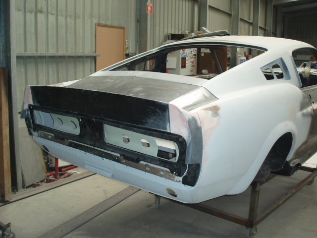 Damian S 1967 Ford Mustang Fastback Eleanor Project 67mustangblog