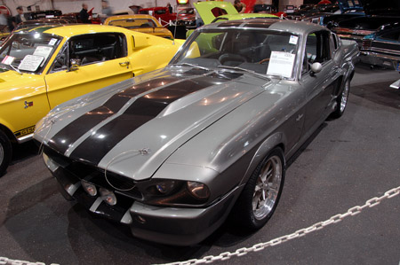 Barrett-Jackson 2009 Mustangs_Eleanor_Cover