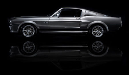 sutton bespoke classic recreations uk deal eleanor mustang gone in 60 seconds