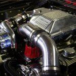 riley pm shelby GT500SE barrett jackson _Engine_Web