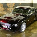 riley pm shelby GT500SE barrett jackson _Front_3-4_Web