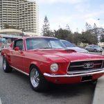 Andrews 1967 Mustang 1