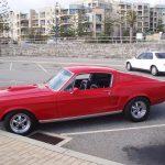 Andrews 1967 Mustang 3