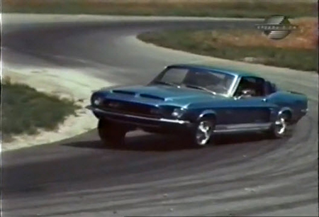 VIDEO – 1968 Ford Shelby Mustang GT500KR – Vintage Road Test