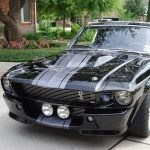Richard's 1967 Ford Mustang Super Snake Elenaor GT500 1