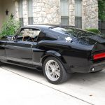 Richard's 1967 Ford Mustang Super Snake Elenaor GT500 2