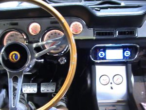 Richard's 1967 Ford Mustang Super Snake Elenaor GT500 Dash