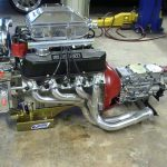 Richard's 1967 Ford Mustang Super Snake Elenaor GT500 Engine 1