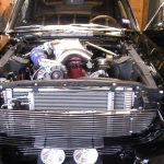Richard's 1967 Ford Mustang Super Snake Elenaor GT500 Engine Bay