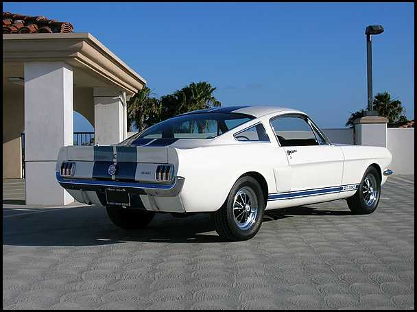 1965 66 Shelby Gt350 Prototype 100316191 M 67mustangblog