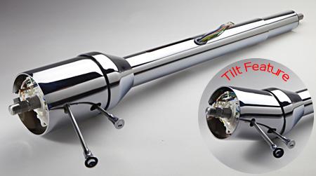 RRS Release New Tilt Steering Column & Modular V8 Conversion