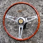 Eleanor Steering Wheel cover