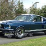 Shannons Shelby Australia GT500 Cover