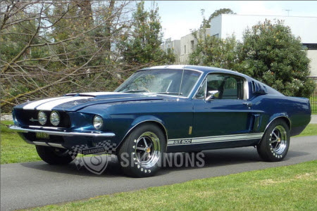 67 Mustang Gt500 For Sale Australia