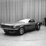 Fordimages 1967 fastback mach1 concept styling