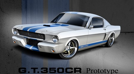 Classic recreations GT350