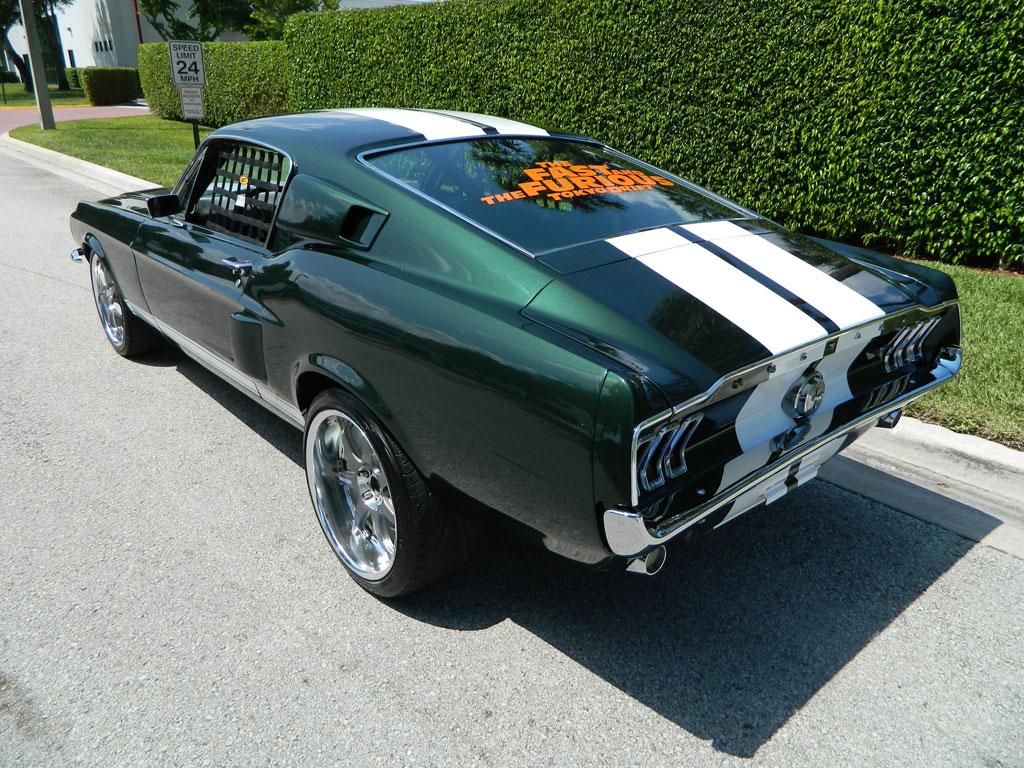 Ebay Find Fast Furious Tokyo Drift Mustang Stunt Car