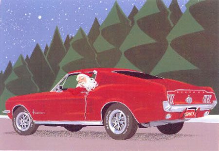 Merry Christmas From 67mustangblog Mustang News
