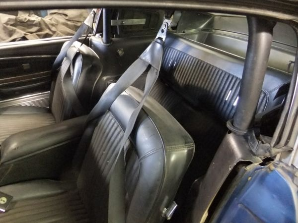 2008 Mustang Gt For Sale >> 1968-shelby-cobra-gt350-interior – 67mustangblog