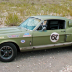 1967 Shelby GT 350 Terlingua Terror cover