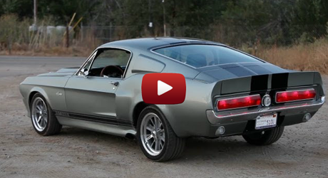 1967 GT500 Eleanor- Re-imagining a Classic - BIG MUSCLE