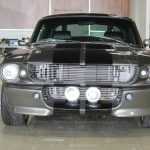 UAE dubai Original eleanor mustang 2