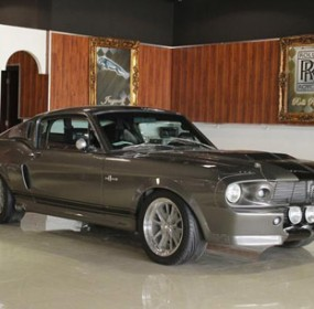 UAE dubai Original eleanor mustang cover