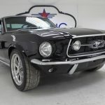 classic speed mustang 2