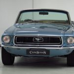 classic speed mustang CS131