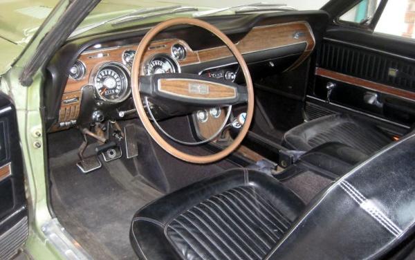 1968 Shelby Gt500kr Interior 67mustangblog