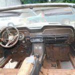 barn find 1968 shelby gt500 convertible cover 4