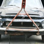 barn find 1968 shelby gt500 convertible cover10