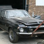 barn find 1968 shelby gt500 convertible cover7